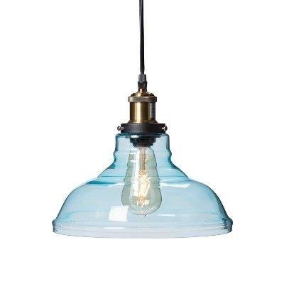Pretty Aqua Pendant Lamp Ideas 40