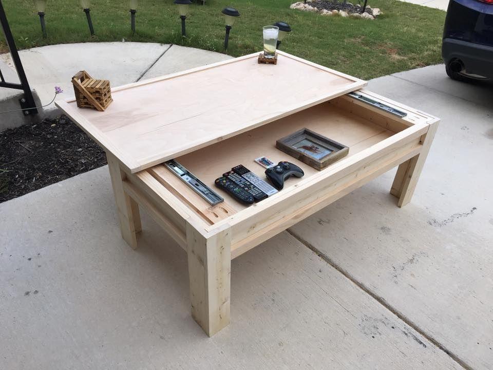 Stunning Coffee Table Design Ideas 05