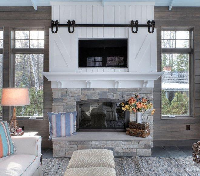 Unique Farmhouse Interior Design Ideas 13