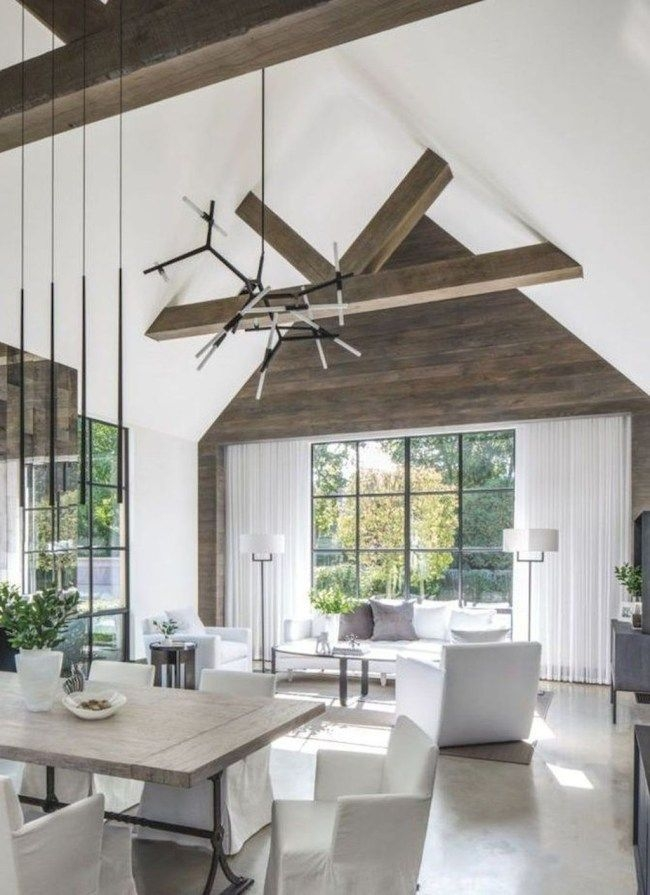 Unique Farmhouse Interior Design Ideas 26