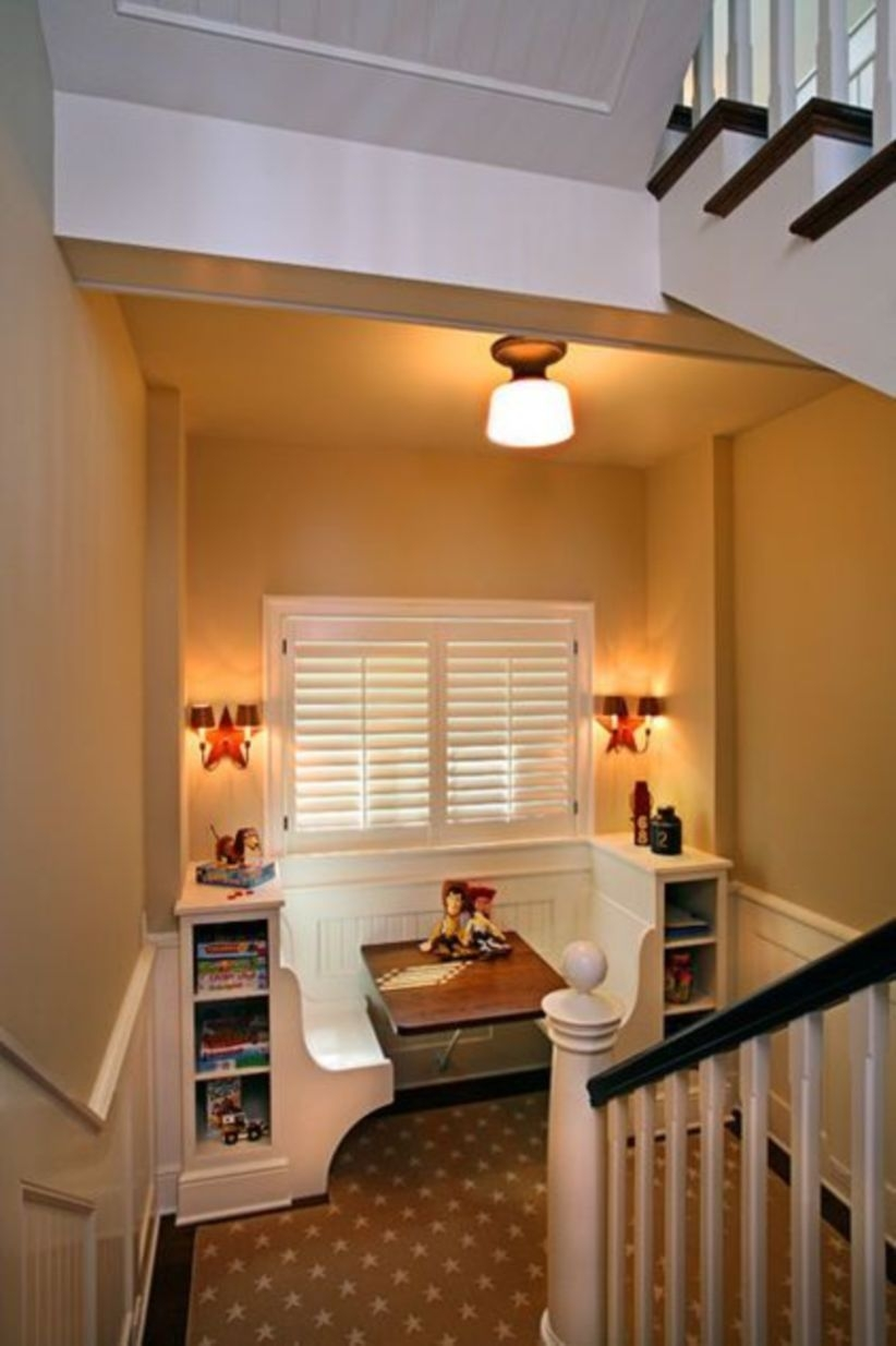 Unique Staircase Landings Featuring Creative Use Of Space 20