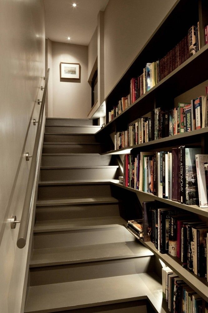 Unique Staircase Landings Featuring Creative Use Of Space 25