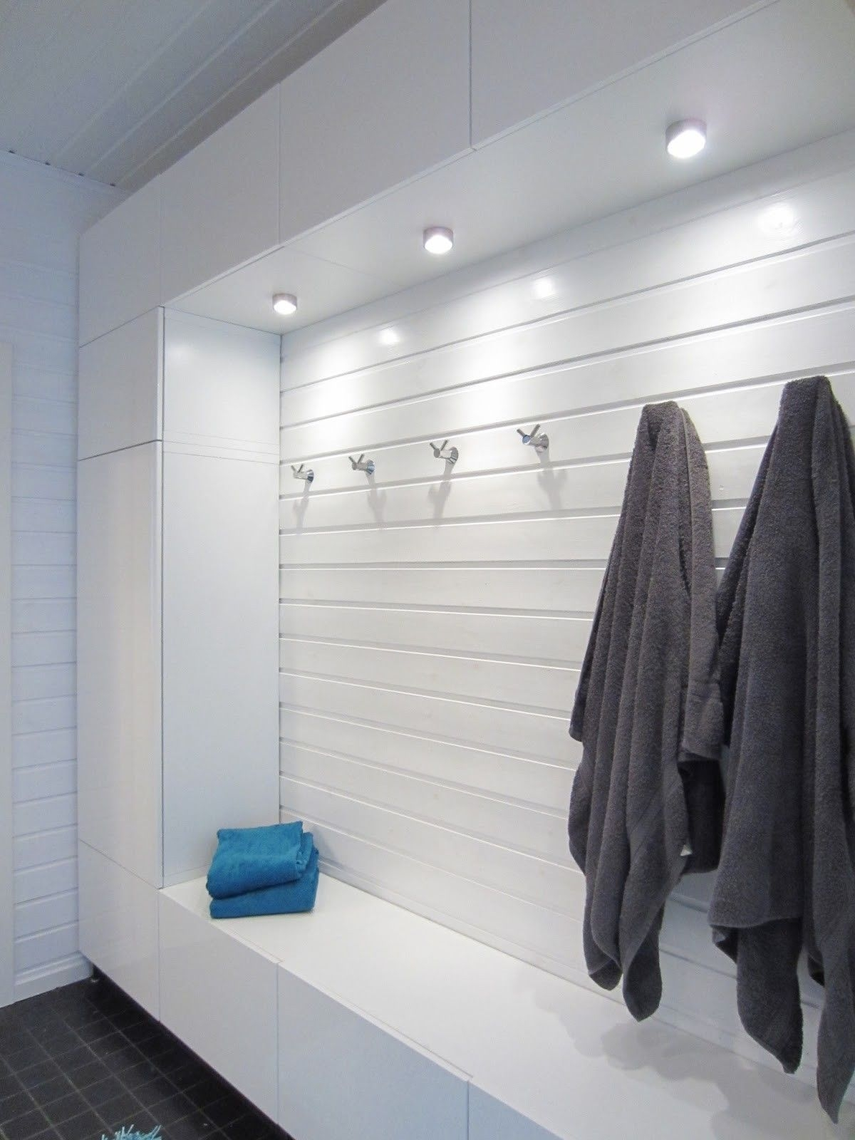Wonderful Home Sauna Design Ideas 16