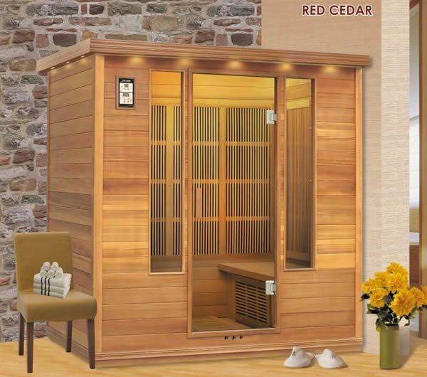 Wonderful Home Sauna Design Ideas 35