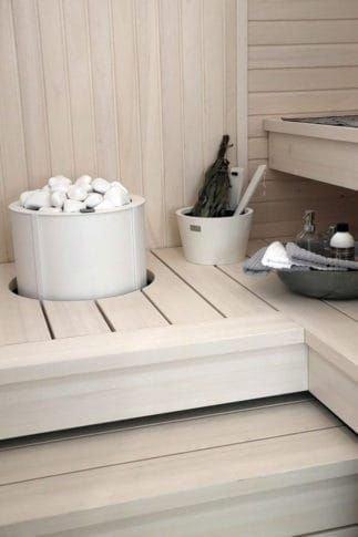 Wonderful Home Sauna Design Ideas 47