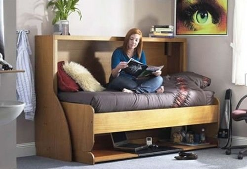 Wonderful Multifunctional Bed For Space Saving Ideas 38