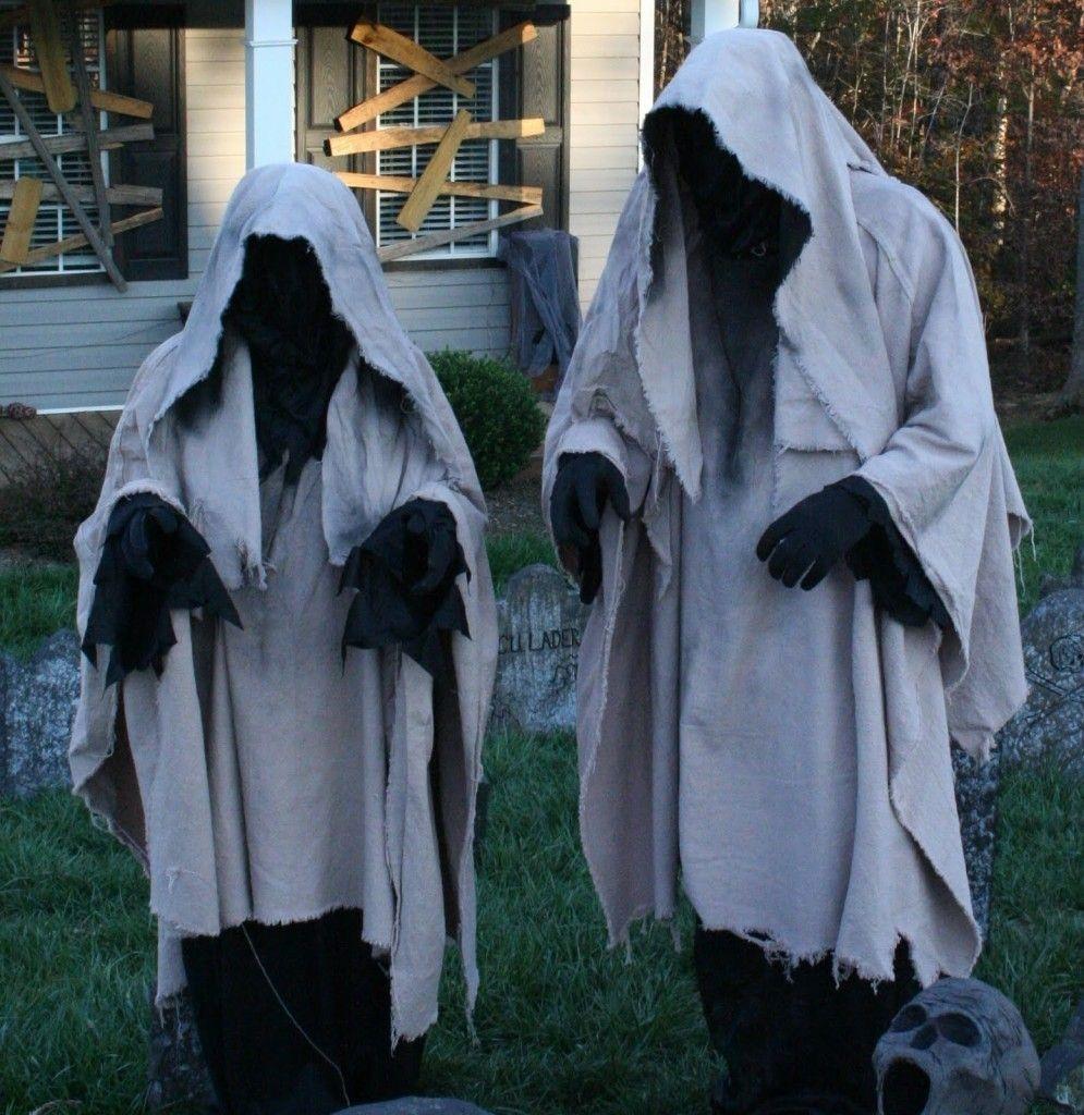 Elegant Diy Halloween Ideas For Outdoor Decoration 25
