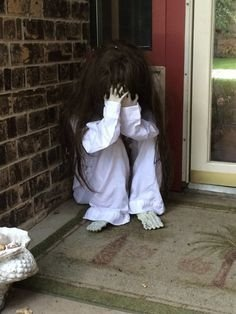 Elegant Diy Halloween Ideas For Outdoor Decoration 38