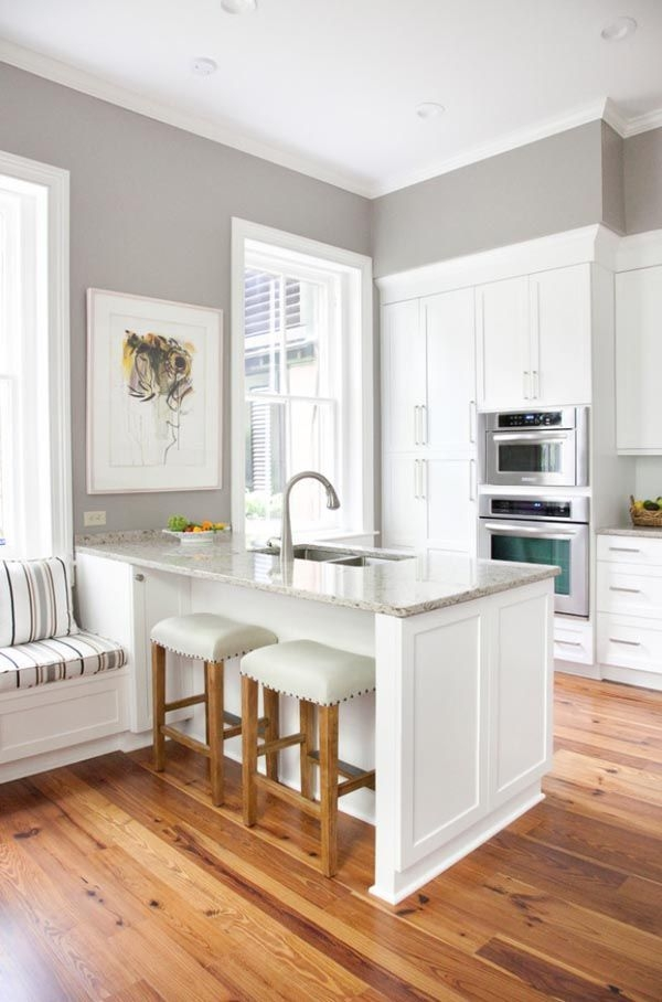 Incredible Kitchen Cabinet Design For Small Spaces 01