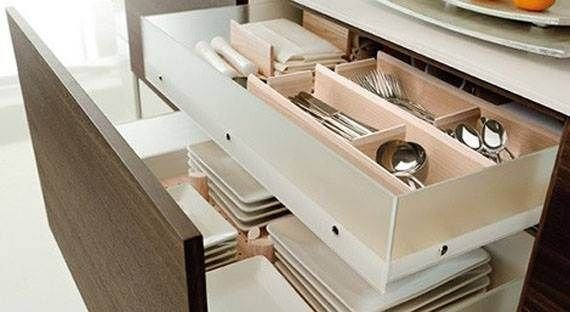 Incredible Kitchen Cabinet Design For Small Spaces 08