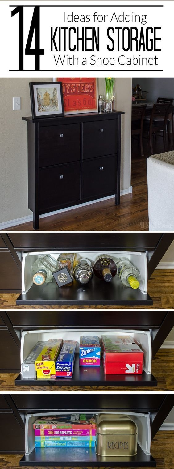 Incredible Kitchen Cabinet Design For Small Spaces 21