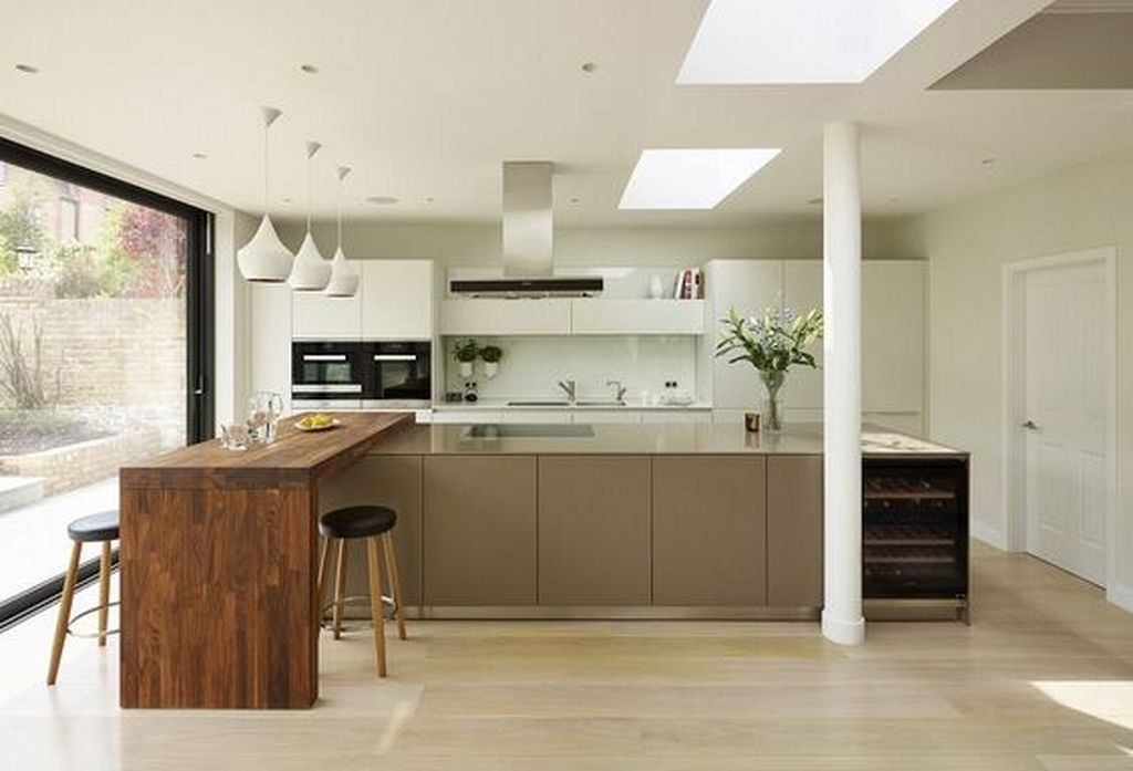 Incredible Kitchen Cabinet Design For Small Spaces 22