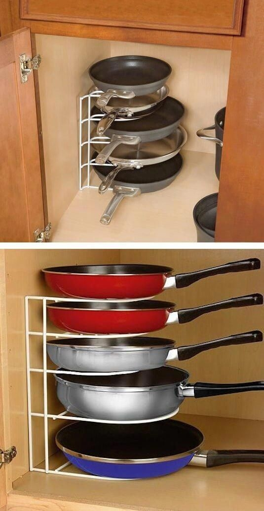 Incredible Kitchen Cabinet Design For Small Spaces 37