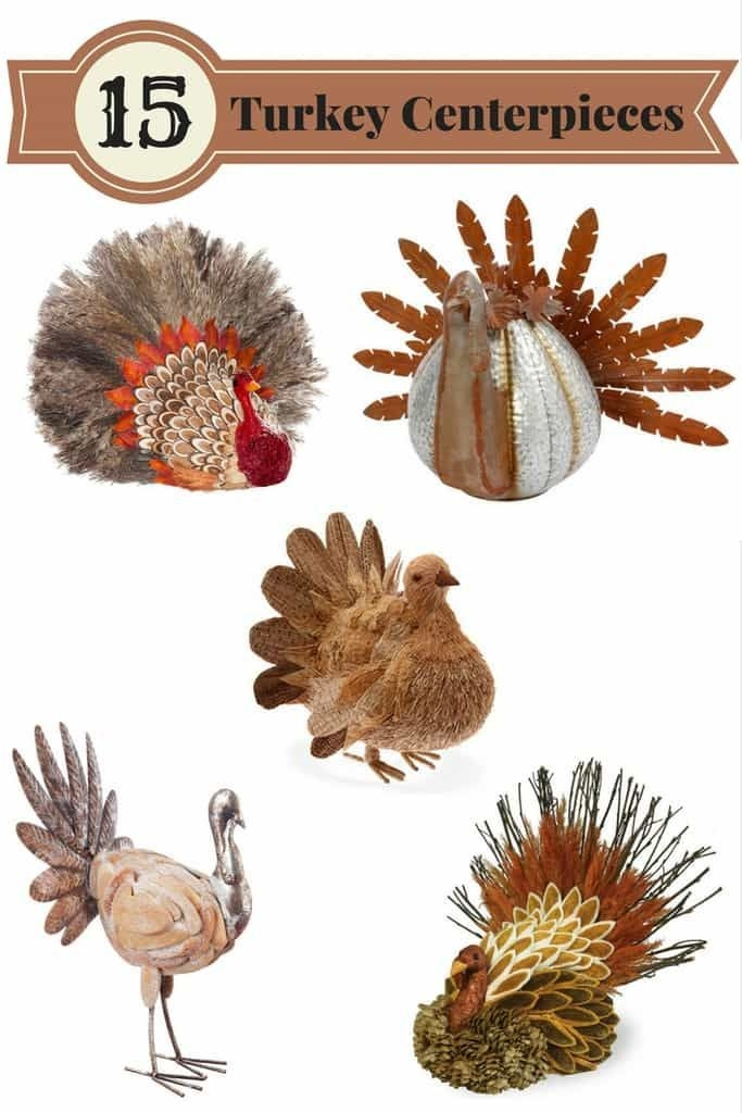 Lovely Turkey Decor For Your Thanksgiving Table Ideas 28