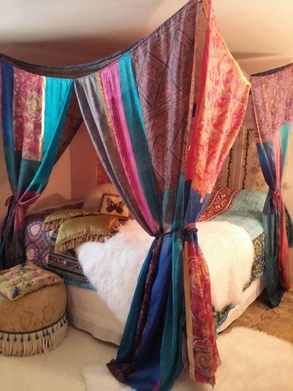 Marvelous Master Bedroom Bohemian Hippie To Inspire Ideas 05