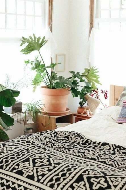 Marvelous Master Bedroom Bohemian Hippie To Inspire Ideas 08