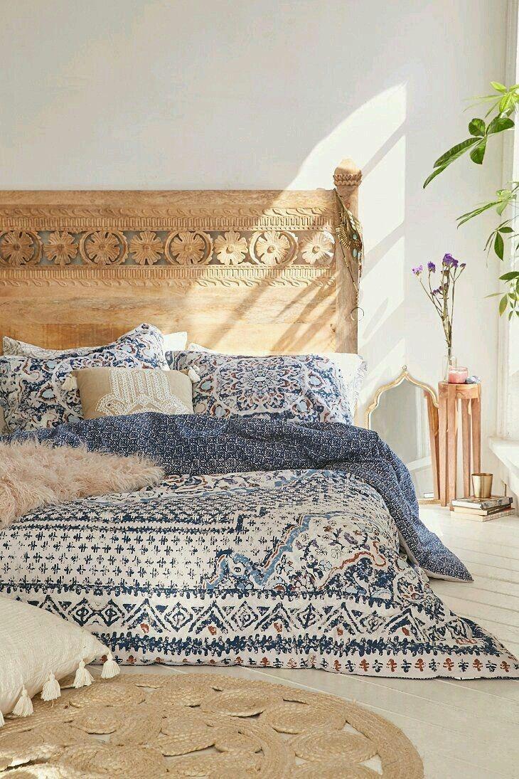 Marvelous Master Bedroom Bohemian Hippie To Inspire Ideas 11