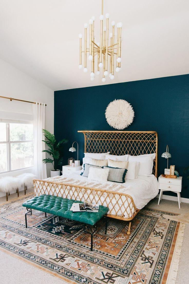 Marvelous Master Bedroom Bohemian Hippie To Inspire Ideas 19