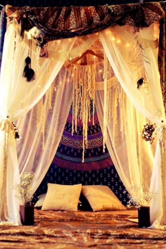 Marvelous Master Bedroom Bohemian Hippie To Inspire Ideas 28