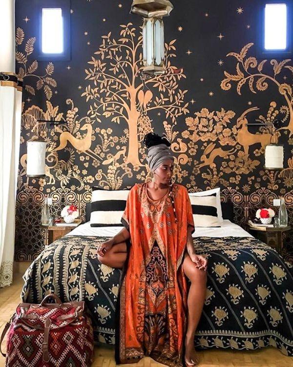 Marvelous Master Bedroom Bohemian Hippie To Inspire Ideas 30