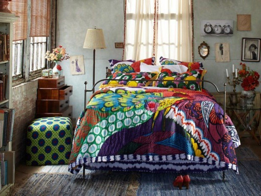 Marvelous Master Bedroom Bohemian Hippie To Inspire Ideas 31