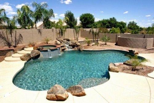 Modern Small Backyard Ideas With Swimming Pool Design 04