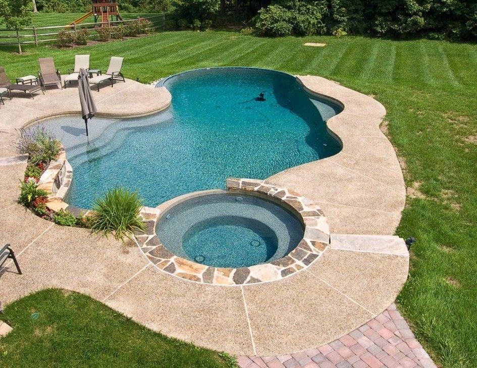Modern Small Backyard Ideas With Swimming Pool Design 13