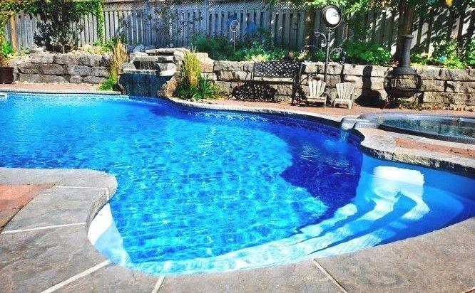 Modern Small Backyard Ideas With Swimming Pool Design 27