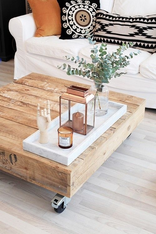 Popular Coffee Table Styling To Living Room Ideas 39