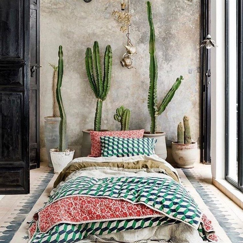 Stunning Bohemian Style Home Decor Ideas 10