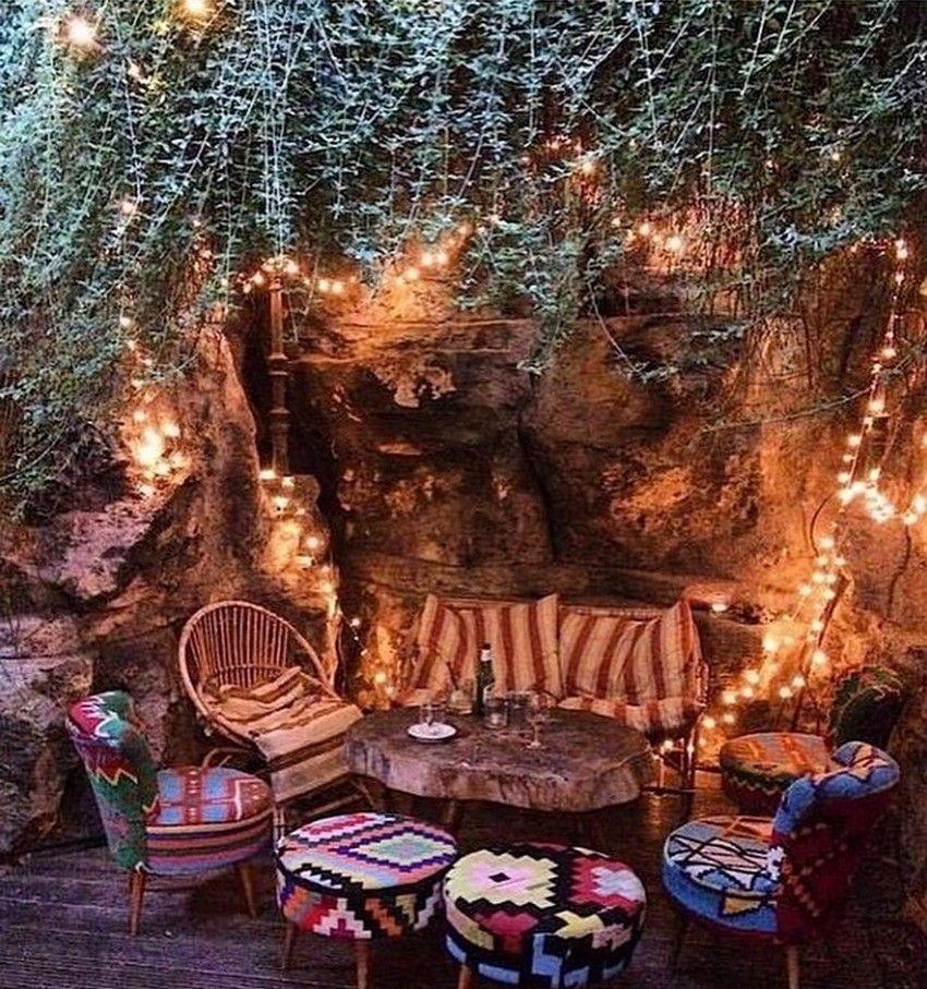 Stunning Bohemian Style Home Decor Ideas 14