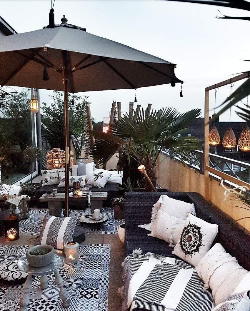 Stunning Bohemian Style Home Decor Ideas 16