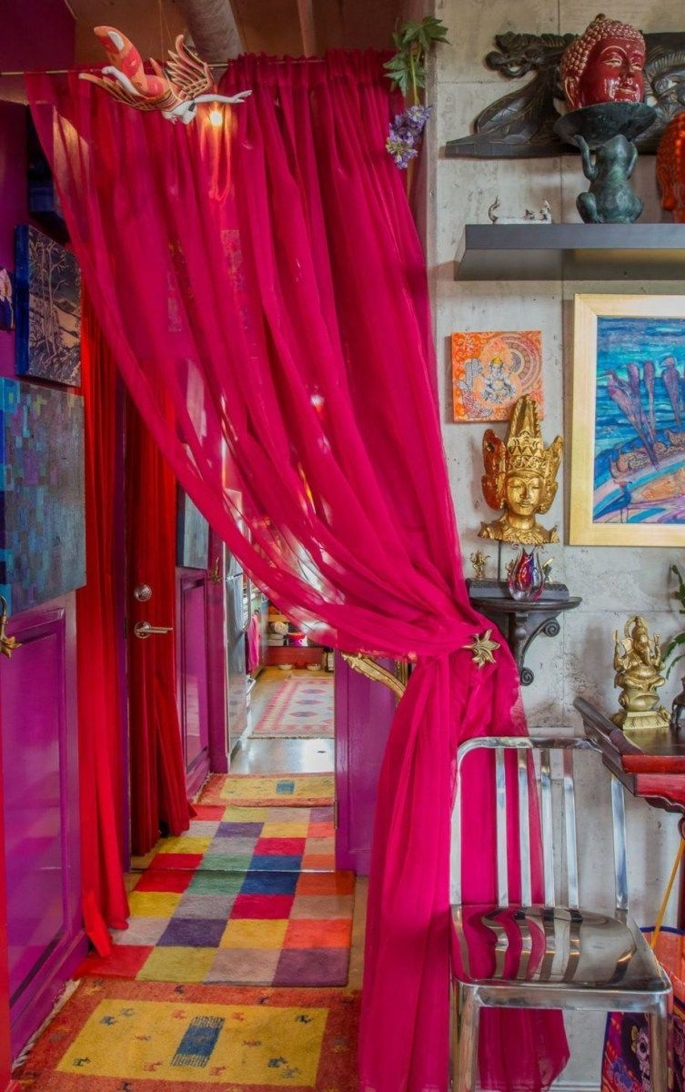 Stunning Bohemian Style Home Decor Ideas 17