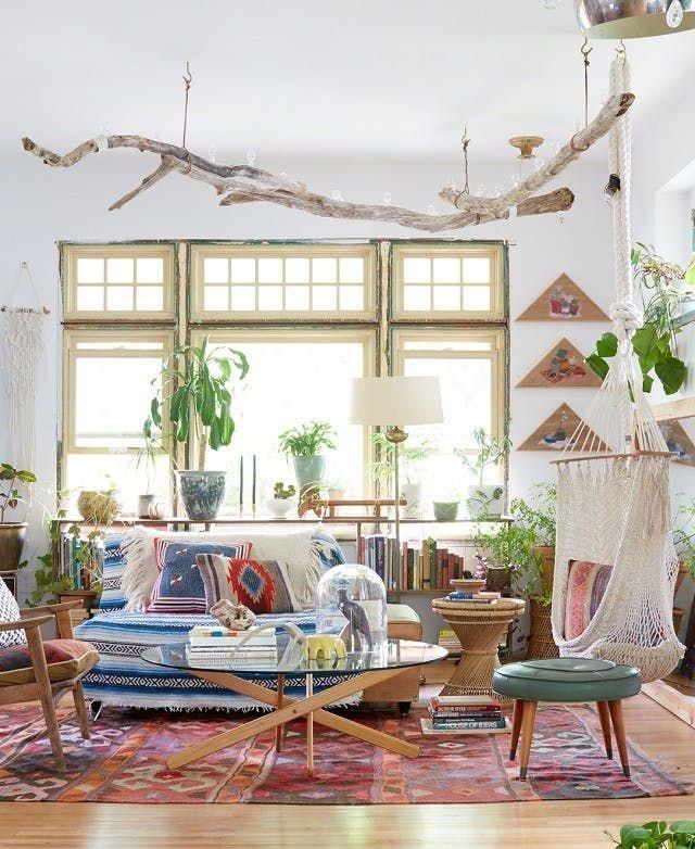 Stunning Bohemian Style Home Decor Ideas 36