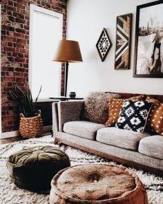 Stunning Bohemian Style Home Decor Ideas 41