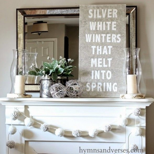 Stunning Winter Decoration Ideas 14