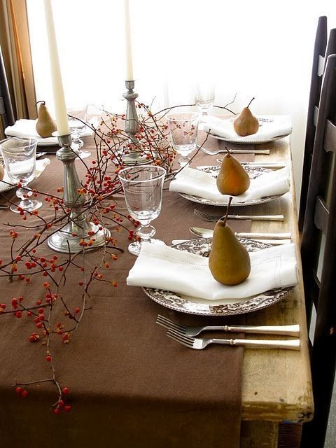 Stylish Thanksgiving Table Ideas 08