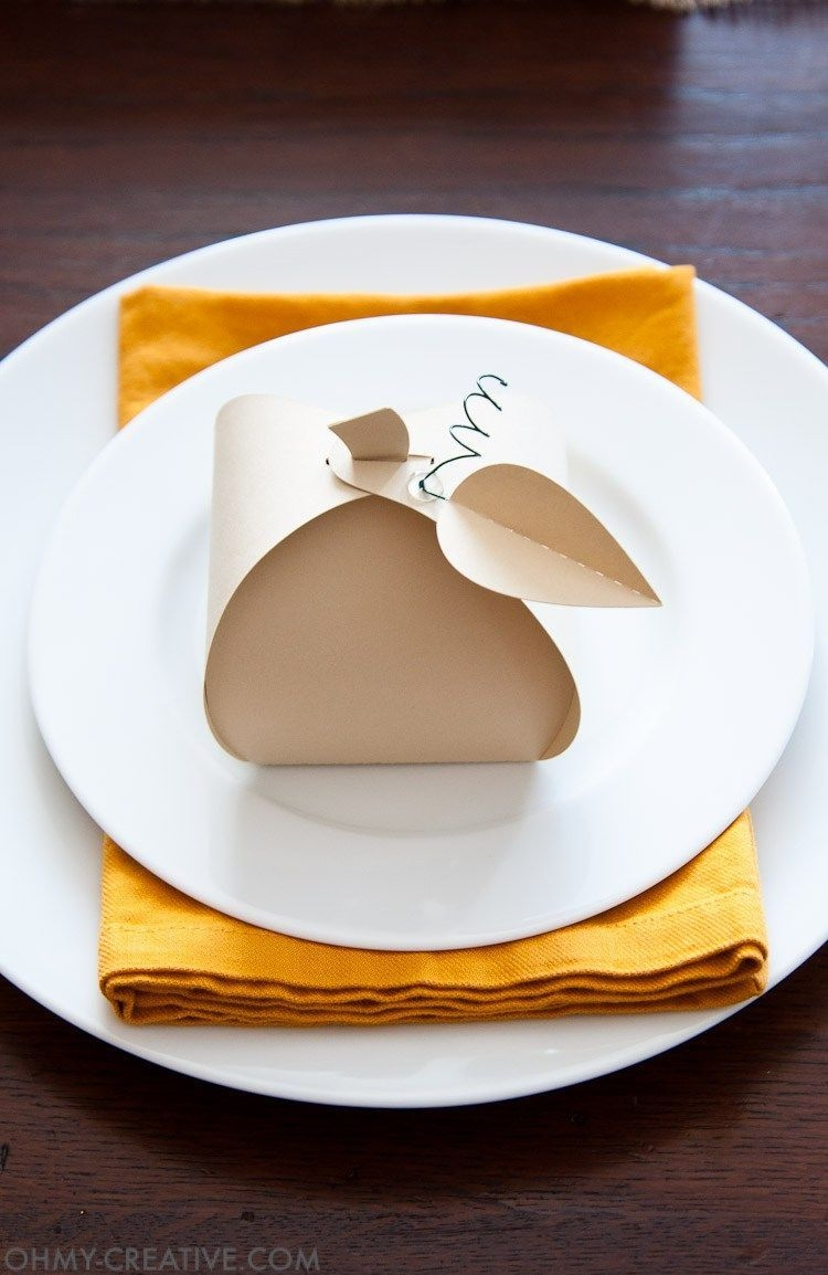 Stylish Thanksgiving Table Ideas 40