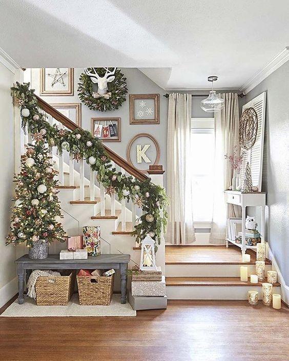 Unique Winter Decoration Ideas Home 19