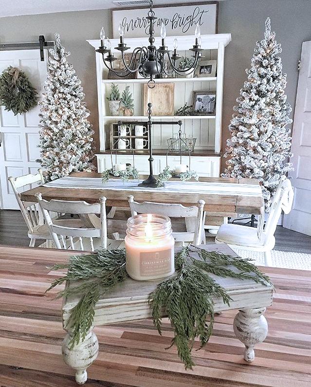 Unique Winter Decoration Ideas Home 20