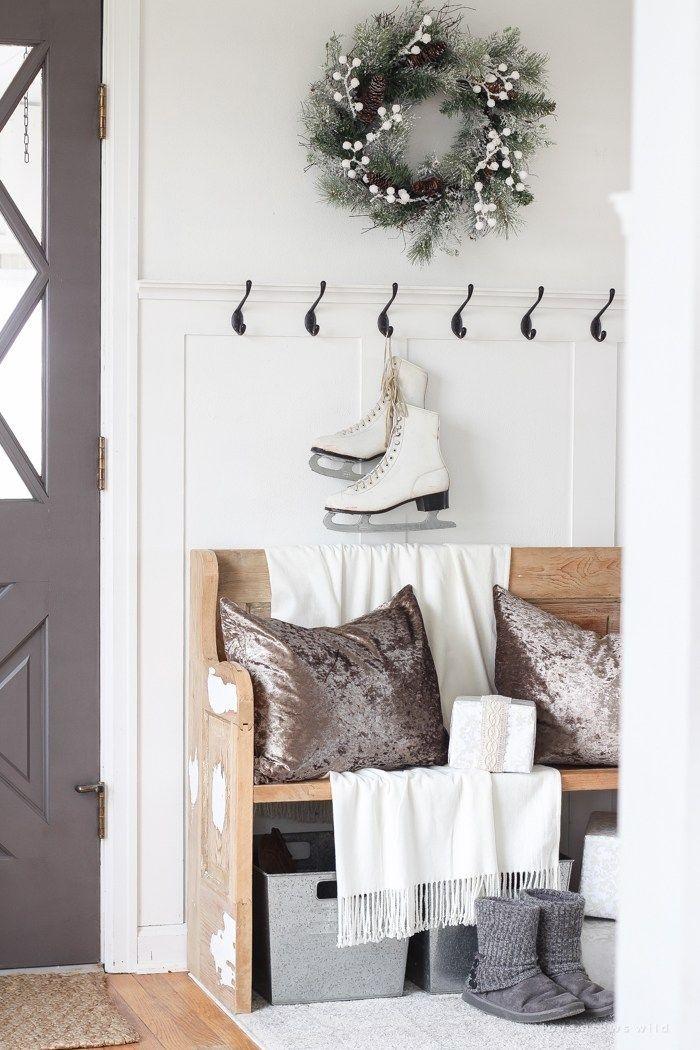 Unique Winter Decoration Ideas Home 28