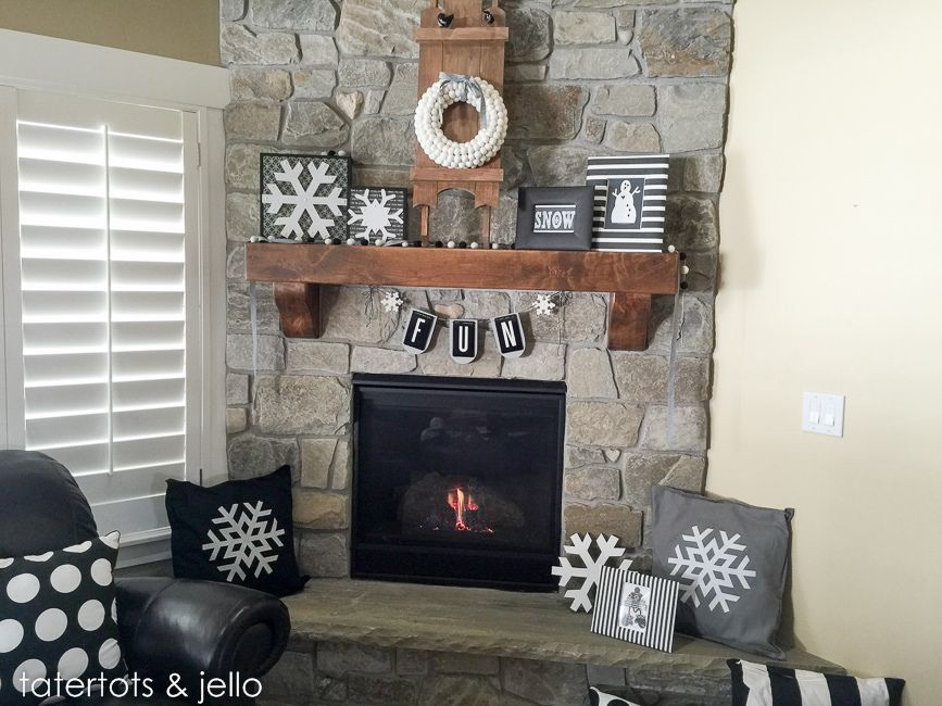 Unique Winter Decoration Ideas Home 32