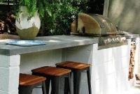 Astonishing Diy Cinder Block Furniture Decor Ideas 38