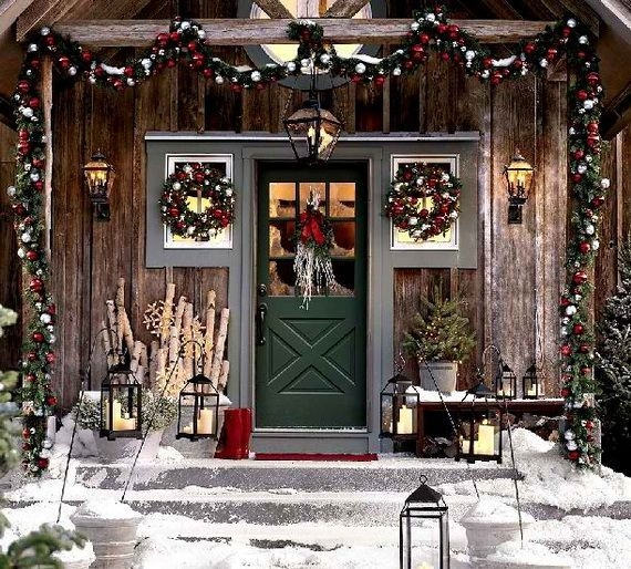 Awesome Christmas Decor For Outdoor Ideas 43