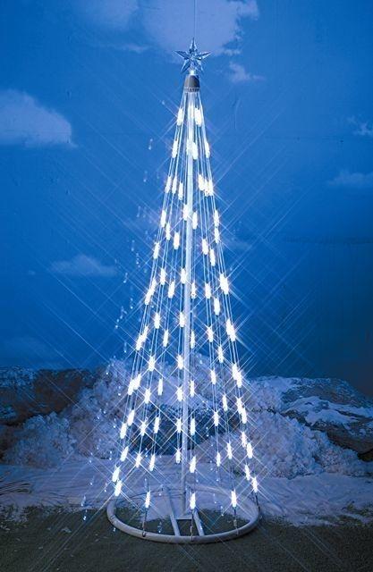 Easy Christmas Tree Decor With Lighting Ideas 15