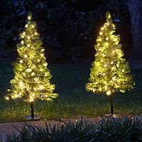 Easy Christmas Tree Decor With Lighting Ideas 27