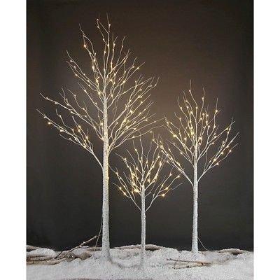 Easy Christmas Tree Decor With Lighting Ideas 29