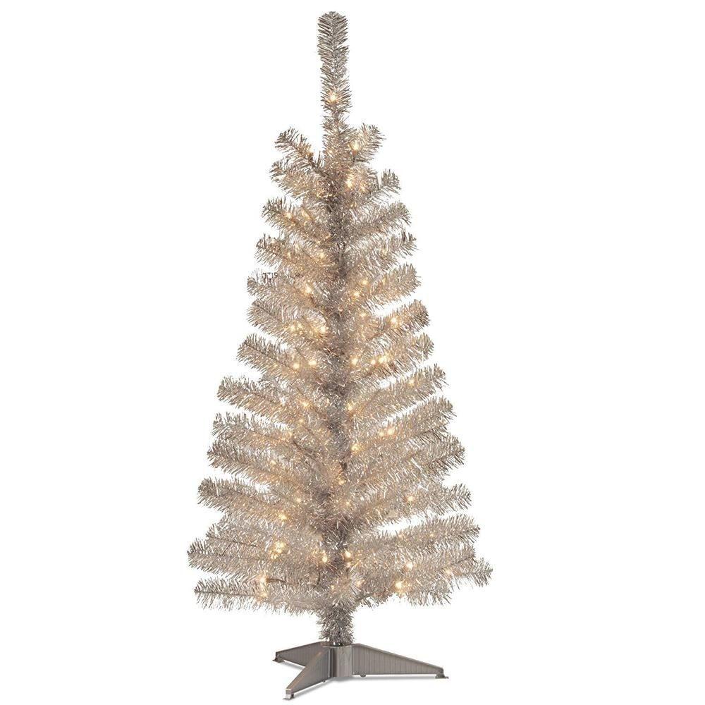 Easy Christmas Tree Decor With Lighting Ideas 39