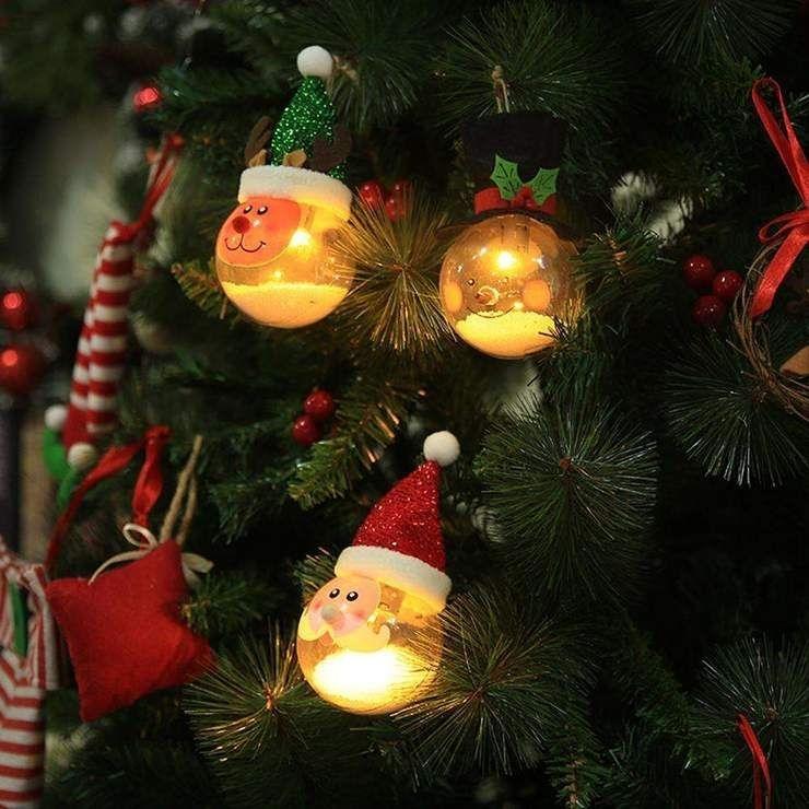 Easy Christmas Tree Decor With Lighting Ideas 40