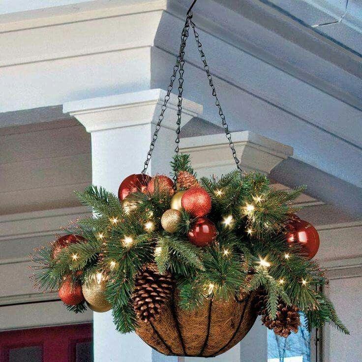 Elegant Christmas Lights Decor For Backyard Ideas 17